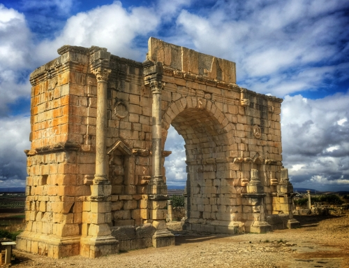 Wonders of Meknes, Moulay Idriss and Volubilis: Daytrip from Fes